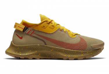 Nike Pegasus Trail 2 GTX Yellow Trail Shoes