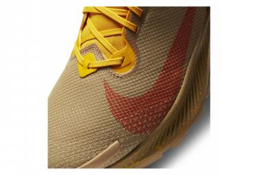 Nike Pegasus Trail 2 GTX Yellow Trail Shoes