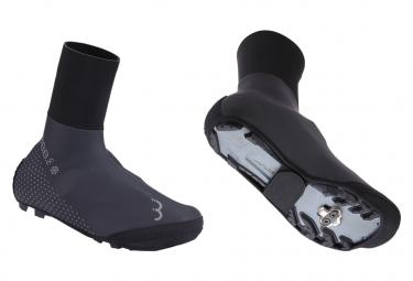 Cubrezapatillas Bbb Ultrawear Sin Cremallera  Negro 39 40