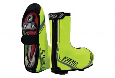 Couvre-chaussures BBB WaterFlex 3.0 Jaune Fluo