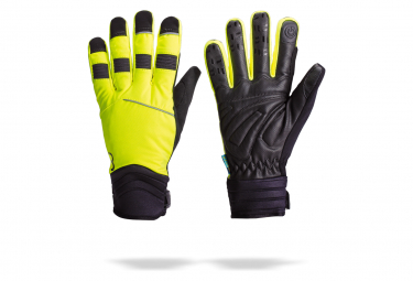 Guantes de invierno BBB WaterShield Amarillo