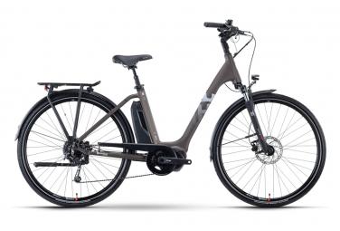 Vélo de Ville Électrique Husqvarna Eco City 3 Shimano Deore 9V 500 Marron 2021