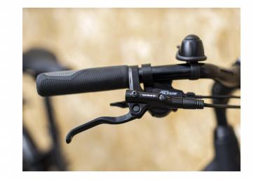 Vélo de Ville Électrique Femme Trek Verve+ 3 Lowstep Shimano Altus 9V 400 Noir / Noir 2021