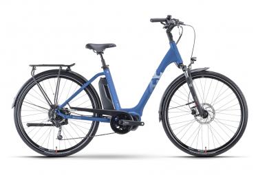 Bicicleta Ciudad Mujer Husqvarna Eco City 3 Bleu
