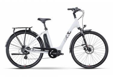 Bicicleta Ciudad Mujer Husqvarna Eco City 1 Blanc