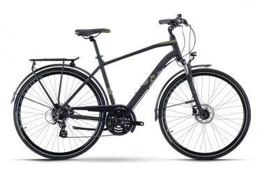 Bicicleta Cicloturística R Raymon TourRay 2.0 Noir / Kaki