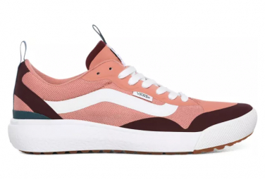 Chaussures Vans Pop Ultrarange Exo Rose / Blanc