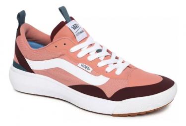 Chaussures Vans Pop Ultrarange Exo Rose / Blanc