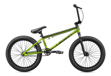 Bmx Freetyle Mongoose L20 20 25   39   39  Verde 2021