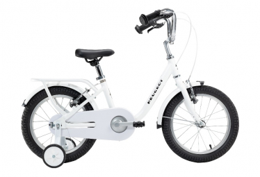 Vélo Enfant Peugeot LJ-16 Blanc 4 - 6 ans
