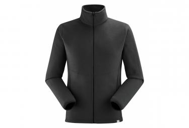 Veste Imperméable Lafuma Jaipur GTX Fleece Khaki Homme Automne / Hiver 2020