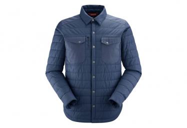 Lafuma Oran Loft Shirt Chaqueta De Plumas Azul Hombre L