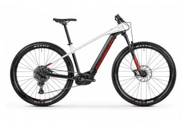 MTB Mondraker Prime+ Hardtail elettrica Sram SX Eagle 12S 625 Wh 27.5'' Nero Bianco Rosso 2021