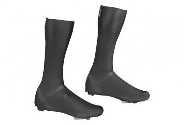Couvres-Chaussures GripGrab Route Aqua Shield Haute Noir
