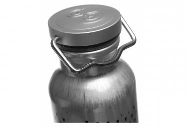 Botella LeBram x Sigg Original 0.5L Gris