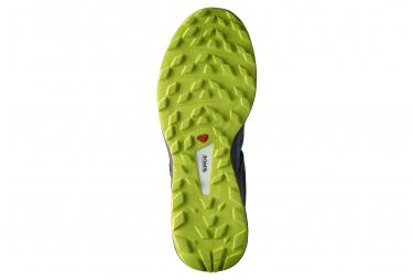 Chaussures de Trail Salomon Ultra Pro Bleu
