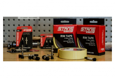 Stan's NoTubes - Yellow Tape 25mm (60YD)