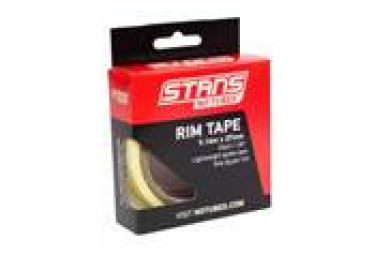 Stan's NoTubes - Yellow Tape 27mm (10YD)