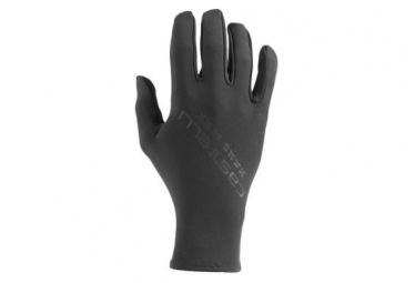 Castelli Tutto Nano Lange Handschuhe Schwarz