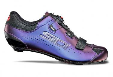 Zapatillas de carretera moradas Sidi Sixty Limited Edition