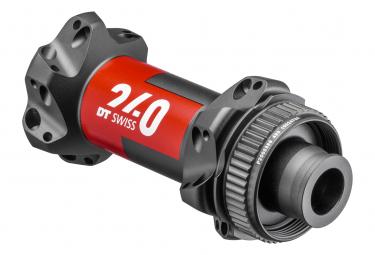 Moyeu Avant DT Swiss 240 Straight Pull 24 trous   12x100mm   Centerlock