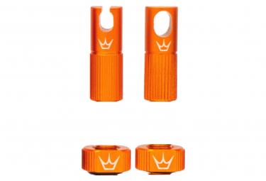 Accessoires de Valve Tubeless Peaty's x Chris King (MK2) Mango