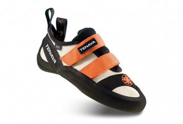 Chaussons d'escalade Tenaya Velcro RA Orange Unisex