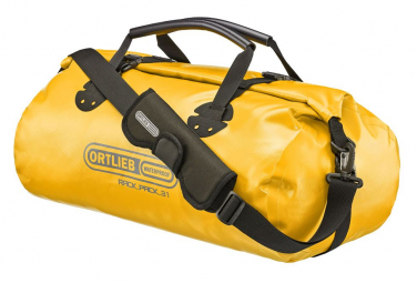 Sac de Voyage Ortlieb Rack Pack 31L Jaune Sun