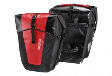 Paire de Sacoches de Porte-Bagages Ortlieb Back-Roller Pro Classic 70L Rouge Noir