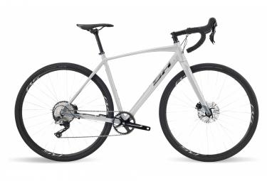 BH GravelX Alu 2.0 Gravel Bike Shimano GRX 11S 700 mm Grigio 2021