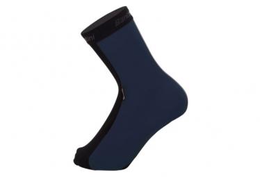 Cubrezapatillas Impermeable Santini Vega Azul Marino 36 39