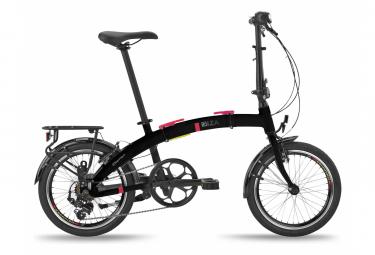 Bicicleta Pegable BH Ibiza 18'' Noir