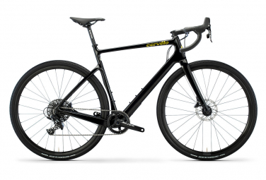 Gravel Bike Cervélo Aspero 700 Disc Sram Apex 1x11V Schwarz / Gold 2021