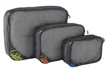 Bolsa De Almacenamiento Lowe Alpine Packing Cube Gris M