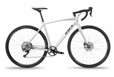 BH GravelX Alu 1.0 Gravel Bike Shimano GRX 11S 700 mm Grey 2021