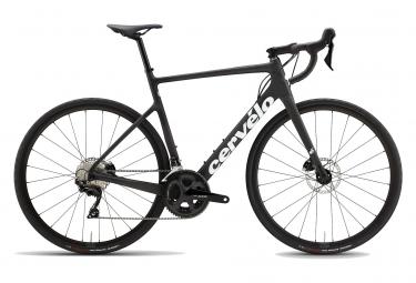 Vélo de Route Cervélo Caledonia Disc Shimano 105 11V Noir Blanc 2021