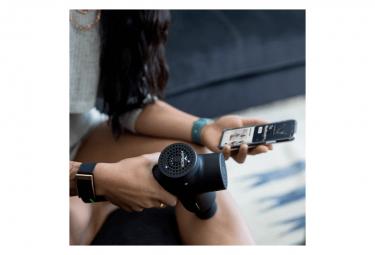 Pistolet de Massage Hyperice Hypervolt Plus Bluetooth Noir