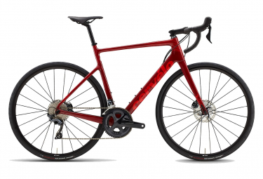 Vélo de Route Cervélo Caledonia Disc Shimano Ultegra 11V Maroon/Red 2021