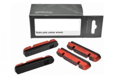 PLAQUETTES (4U) FREIN BR-B0500X1 CARB/SH