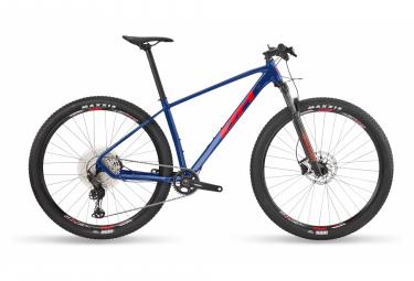 BH Expert 5.0 Hardtail MTB Shimano Deore XT 12S 29'' Blau Rot 2021