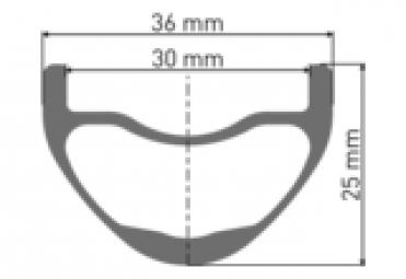 Paire de Roues DT Swiss EXC 1200 Spline 29'' 30mm   Boost 15x110 - 12x148mm   Centerlock