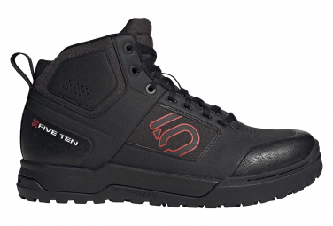 Zapatillas Five Ten Impact Pro Mid Negro / Rojo