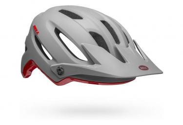 Casco Bell 4Forty Mips Grigio / Rosso 2021