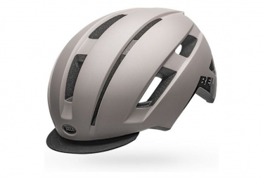 Casco Bell Daily Cement Mujer Gris 50 57 Cm