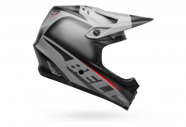 Casco Integral Bell Full 9 Fusion Mips Negro   Gris   Rojo 2021 L  57 59 Cm