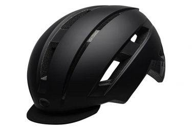 Casco Bell Daily Mujer Negro Mate 2021 50 57 Cm