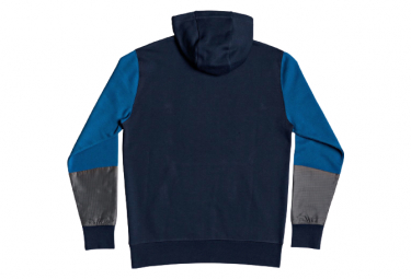 Sweat à Capuche DC Shoes Bertland Bleu