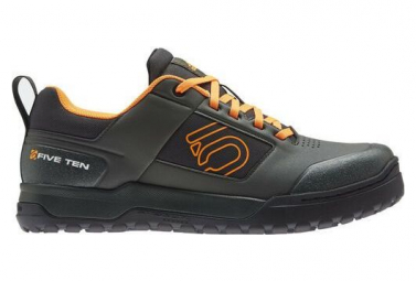 Zapatillas de MTB Five Ten Impact Pro negro / naranja