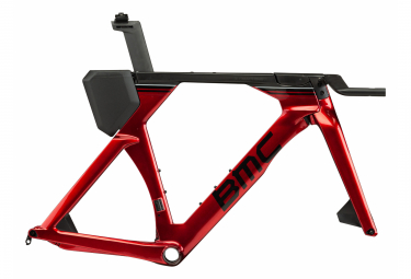 Kit Cadre / Fourche BMC Timemachine 01 Disc Rouge Metal Cherry & Red 2021