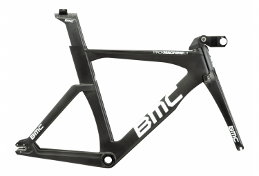 BMC Trackmachine 01 Frameset Carbon Black 2021